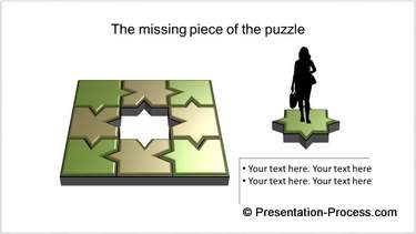 Missing Piece Jigsaw