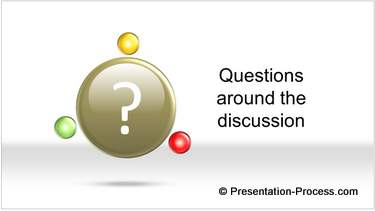 Animated Question Mark Slide