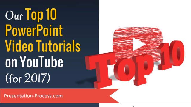 Top 10 powerpoint tutorial videos of 2017 from presentation process toneelgroepblik Choice Image