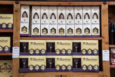 Beer Signage for Maredsous Abbey 5