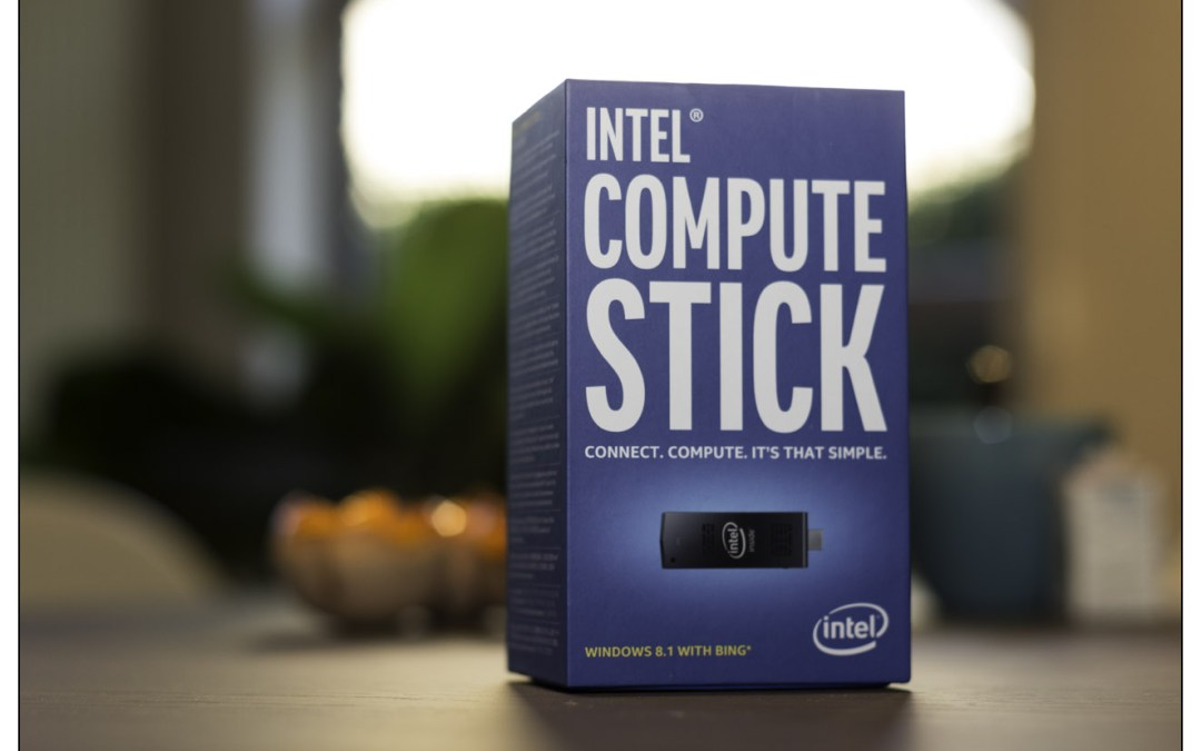 Use This Small Device for Big Digital Signage Screens: Intel Compute Stick