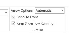 Problem: PowerPoint Slideshow Freezes on a Slide