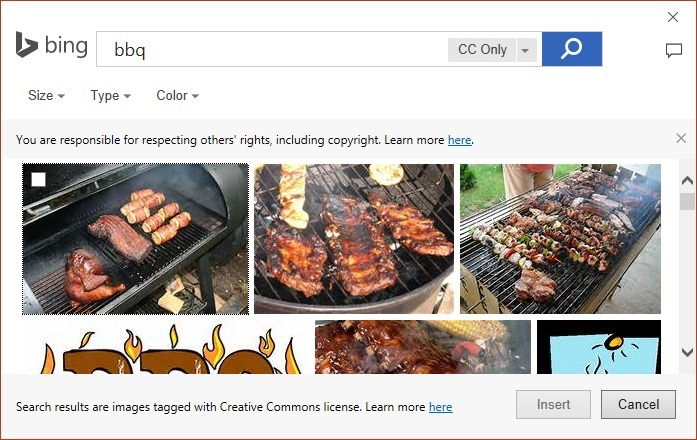 found internet images of bing image search