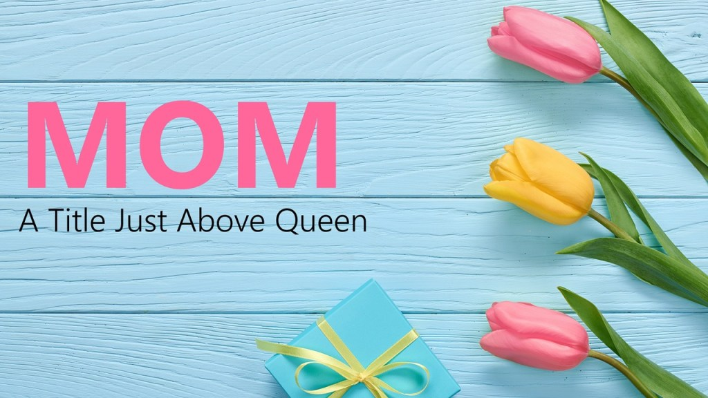 Free Mother's Day PowerPoint templates 07