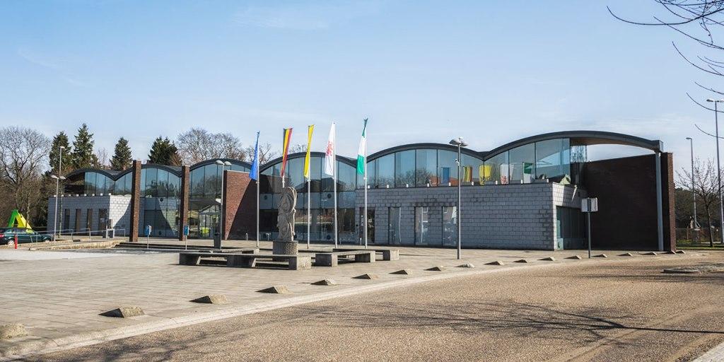 As, Belgium Town Hall