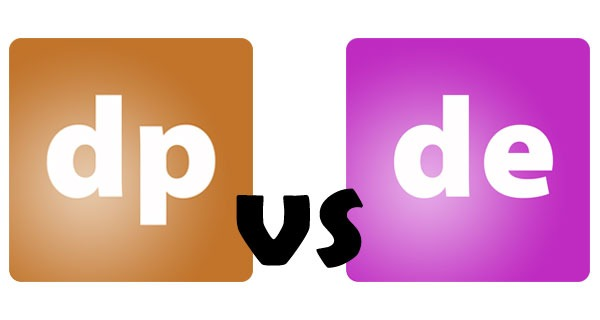 Differences between DataPoint and Dynamic Elements