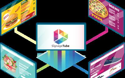 Announcement: SignageTube Digital Signage