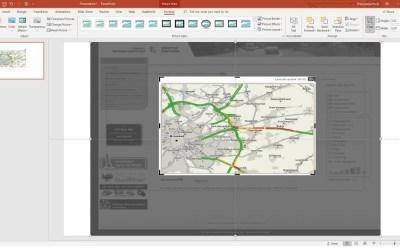 Display Website in PowerPoint with Updates