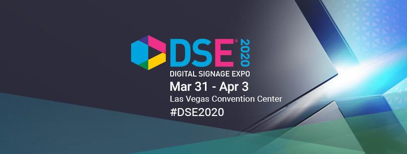 Digital Signage Expo 2020 (DSE) • Las Vegas