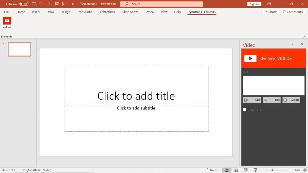 multiple videos in powerpoint dynamic videos ribbon