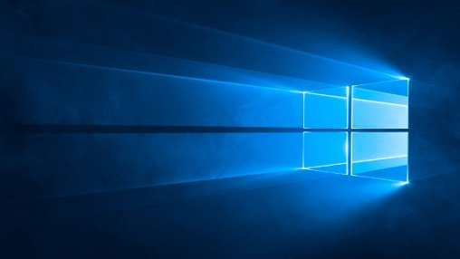 replace default windows background with your own picture