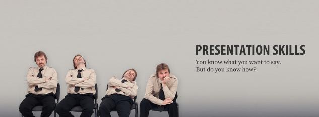 Presentation Skills The Trustworthy Presentation