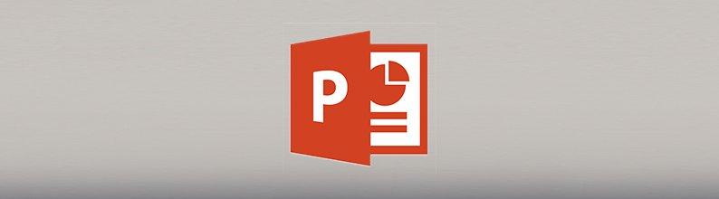 Powerpoint præsentation præsentationsteknik