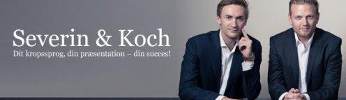Foredrag med Severin og Koch