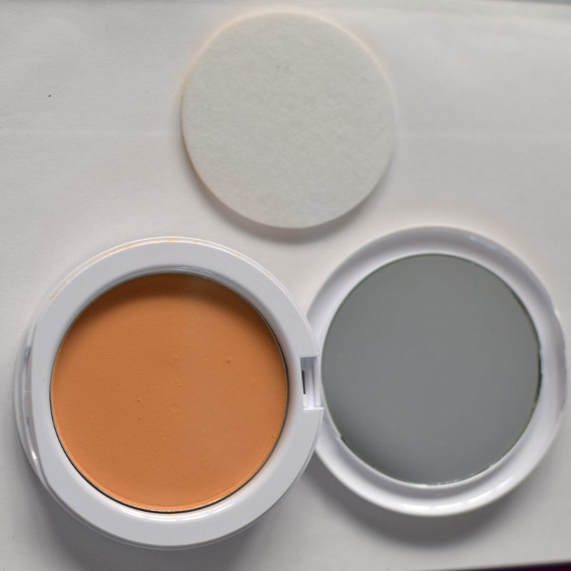 maybelline compact shade coral