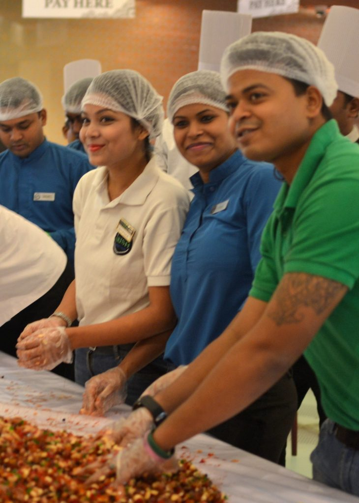 quest mall cake mixing kolkata