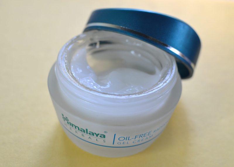 himalaya herbals oil free radiance gel cream
