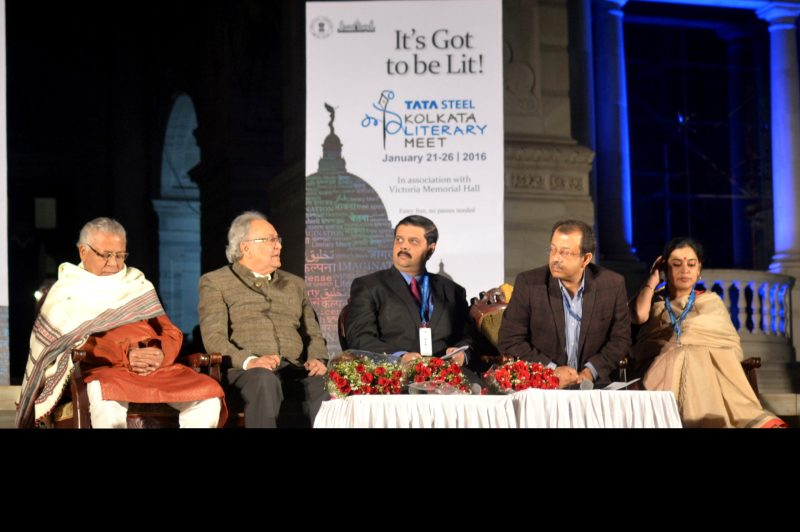 Kolkata Literary Meet