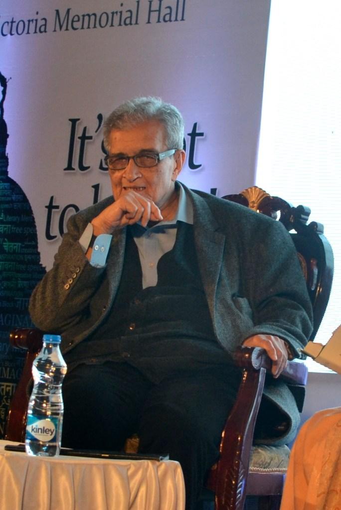 Amartya Sen Nobel Laureate