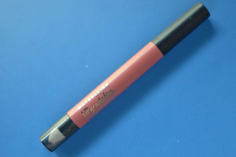 maybelline lipgradation mauve 1