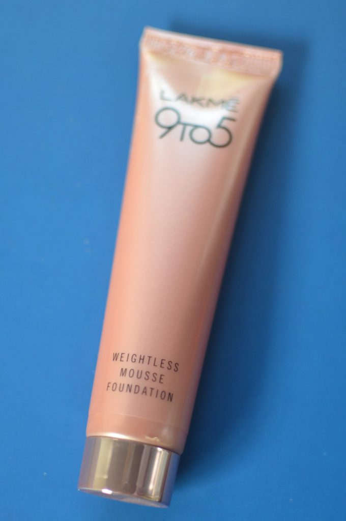 lakme foundation for indian skin