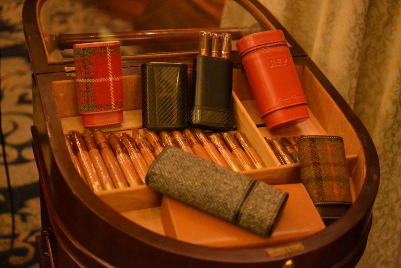 Andre Garcia Custom Cigar Cases