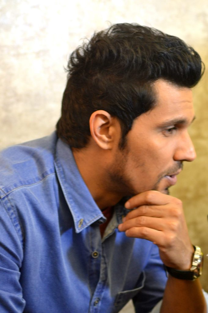 Randeep Hooda Profile