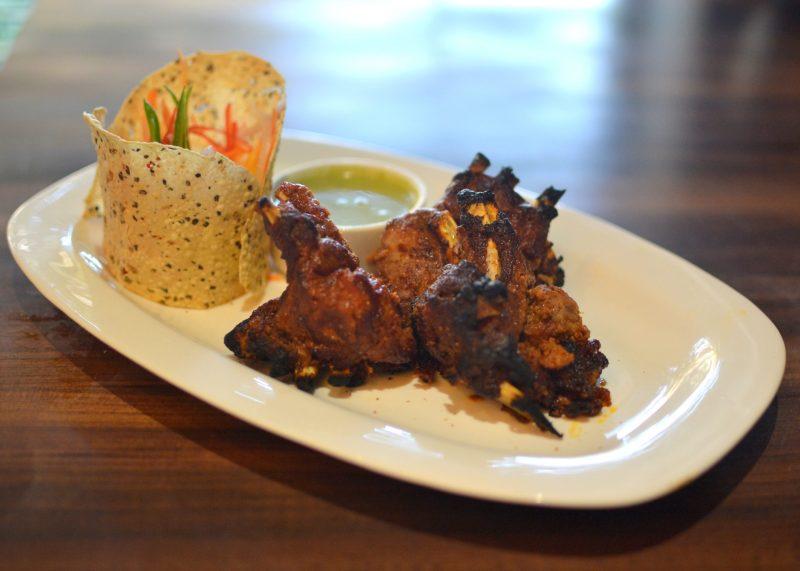 Mutton Burrah Kabab
