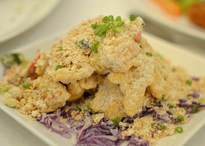 crisp thai chilli squid