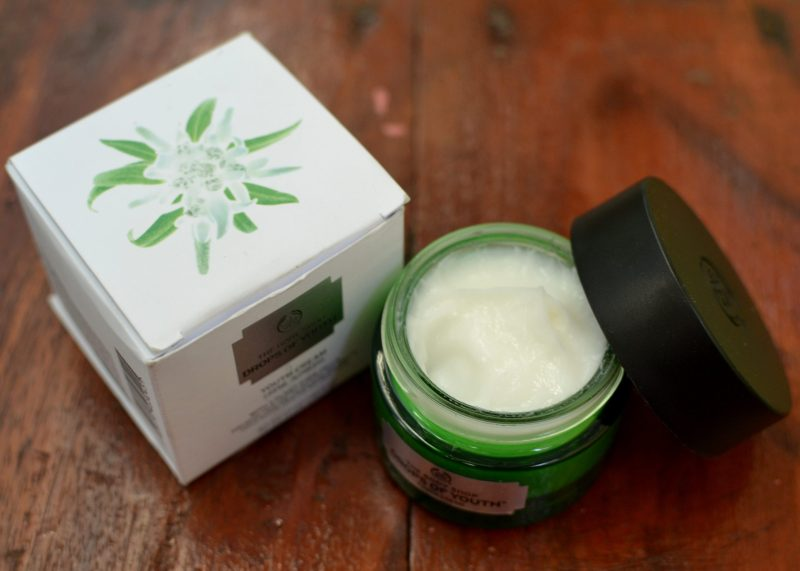 the body shop drops of youth