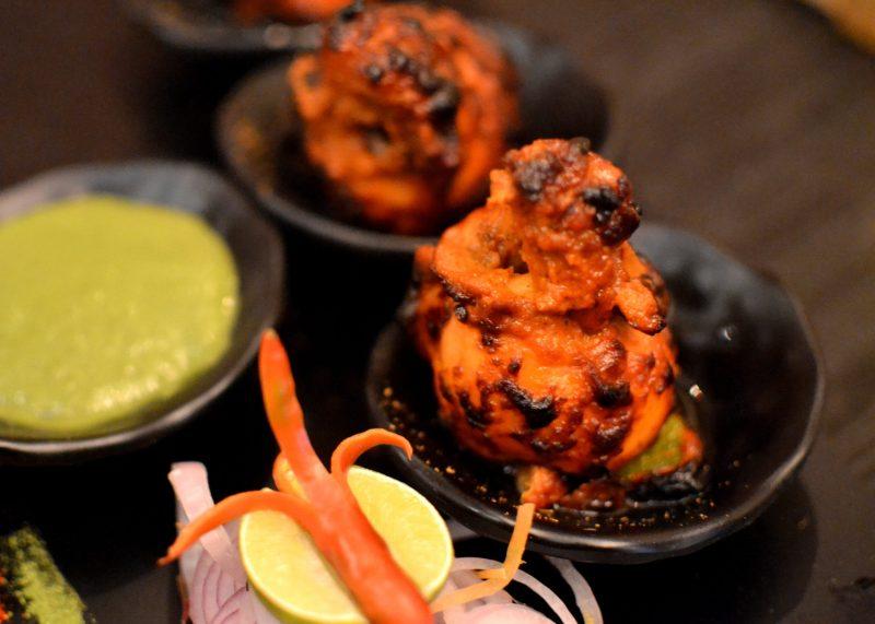 chicken potli kabab