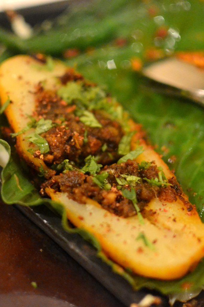 Anardana Aloo Kabab