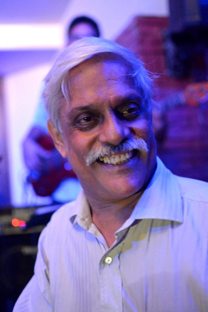 Nondon Bagchi Musician