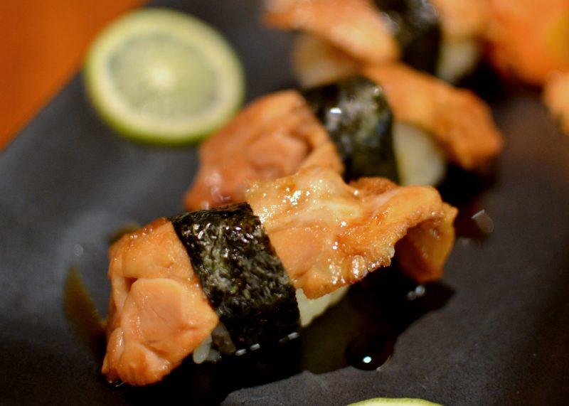 Chicken Teri Sushi