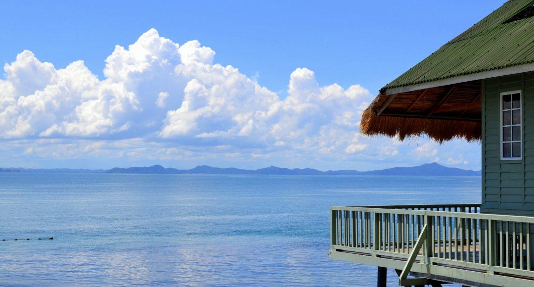 Rawa Island Resort Beachfront Chalet