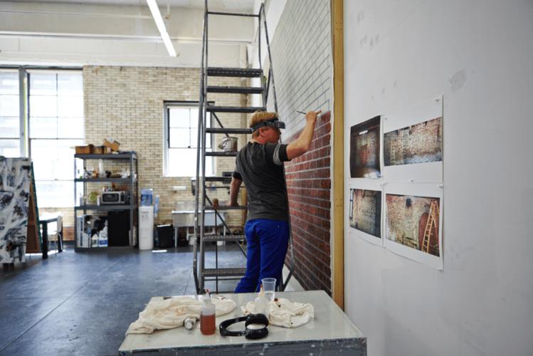 Artists Doug Argue