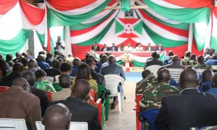 La lutte contre la corruption et la fraude au centre d'une réunion du Chef de l'Etat avec les acteurs clés des provinces du centre-est du pays.