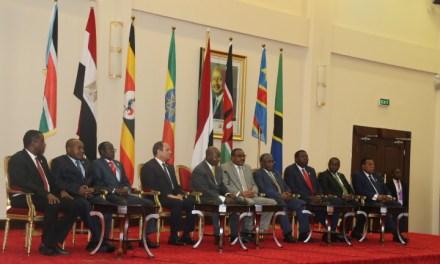 Le Deuxième Vice-Président de la République participe aux travaux du Sommet de l'Initiative du Bassin du Nil, en Ouganda