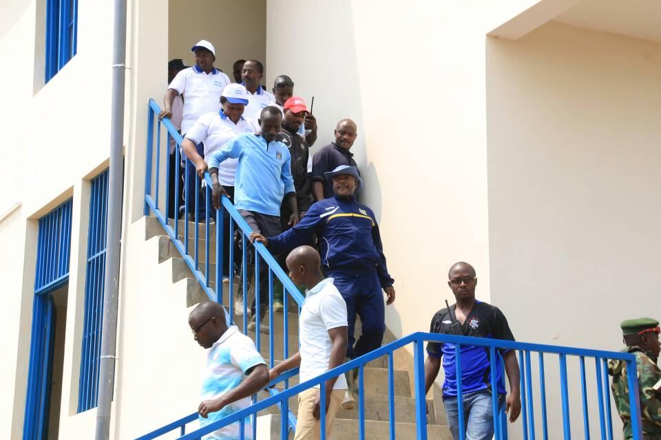 Bujumbura, sur les rails de son développement, un building multifonction à Kiyenzi inauguré