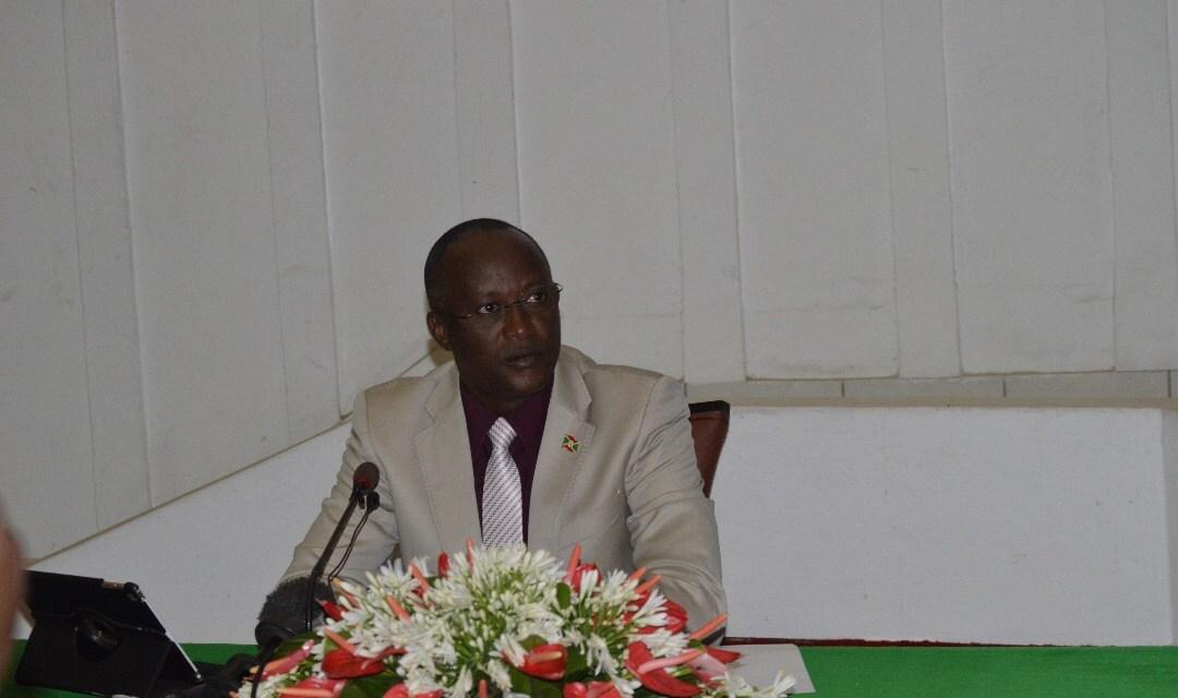 Le Premier Vice-Président de la République présente les réalisations des Ministères sous sa coordination