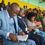 Son Excellence le Premier Vice-Président a réhaussé de sa présence dans la croisade organisée par les 17 Eglises de la province Cibitoke
