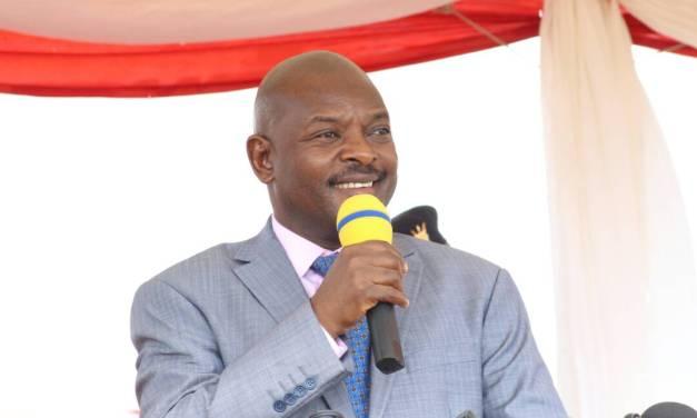 Référendum constitutionnel: Lancement officiel des activités par le Président Pierre Nkurunziza.