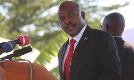 Le Chef de l'Etat prononce le discours des festivités de l'indépendance du Burundi