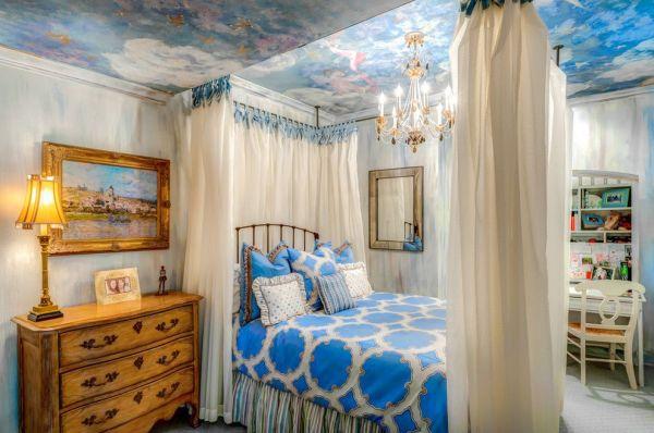 Обои для комнаты девочек - Дизайн детской комнаты