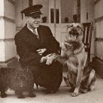 FDR's German Shepherd, Major