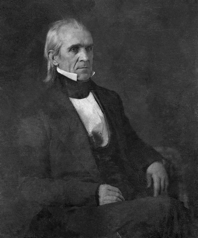 James K. Polk – No White House Pets