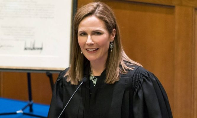 PRAYER ALERT – Amy Coney Barrett Nominated to Supreme Court | The Presidential Prayer Team