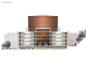 Presidents Medals: Proposal for an addition to the Stockholm Public Library