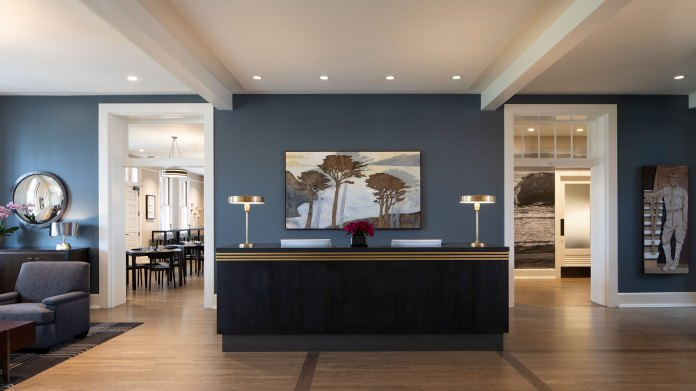 Image result for lodge at the presidio lobby