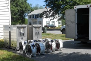 heat treatments Bedbugs Presidio Pest Management